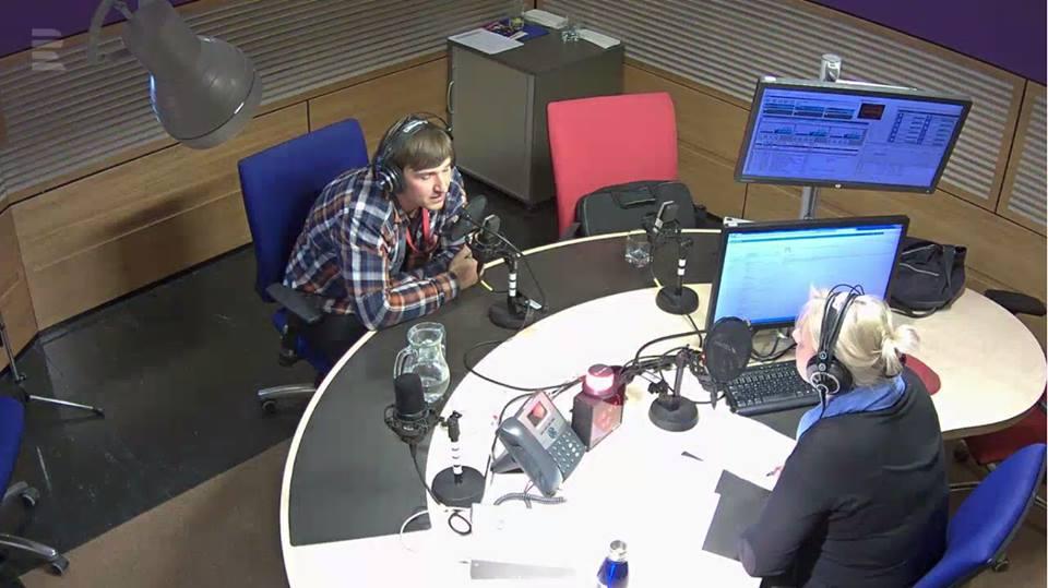 Marek Havlas v rádiu
